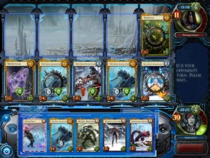 SolForge Game Screen