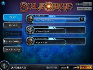Solforge Main