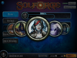 SolForge User Icon