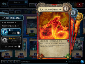 SolForge Forging
